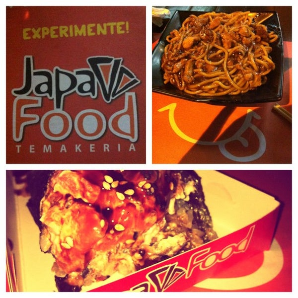Photo taken at Japa Food by Fernando V. on 5/9/2012
