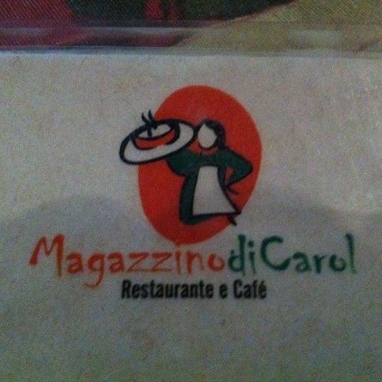Photo taken at Magazzino di Carol by Germano N. on 8/7/2012