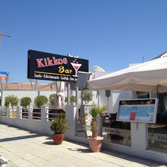 English Bay Restaurant On Beach