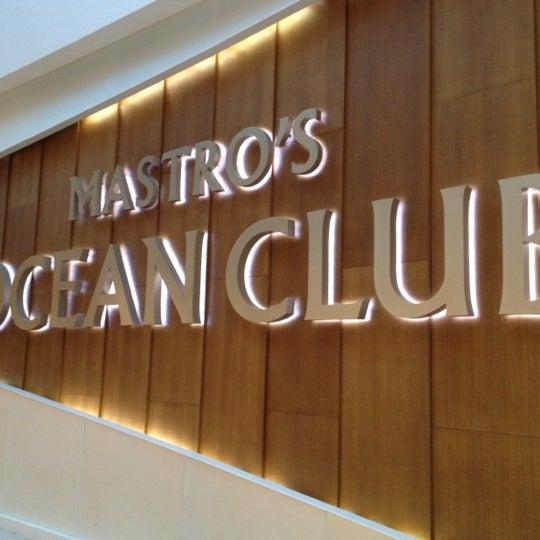 Mastro's Ocean Club - Seafood Restaurant in Las Vegas