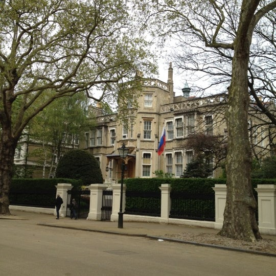 Russian Embassy or Consulate - iVisaOnline