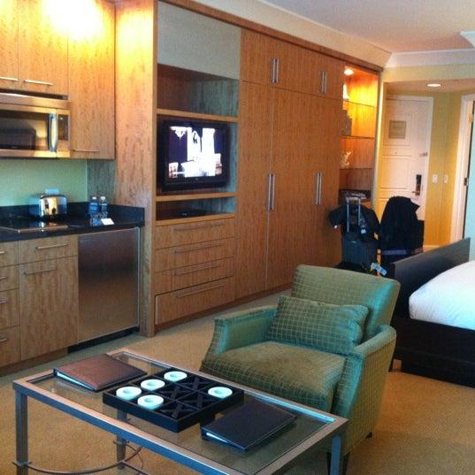 Photo taken at Trump International Hotel Las Vegas by Beth M. on 1/9/2012