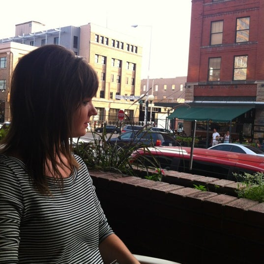 Photo taken at The Mill Coffee & Tea by Alyssa H. on 6/8/2012