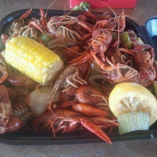 Photo taken at Hilton Pensacola Beach by Jim M. on 5/19/2012