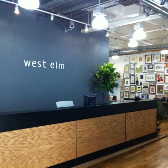 photos at west elm corporate office office in brooklyn. Black Bedroom Furniture Sets. Home Design Ideas