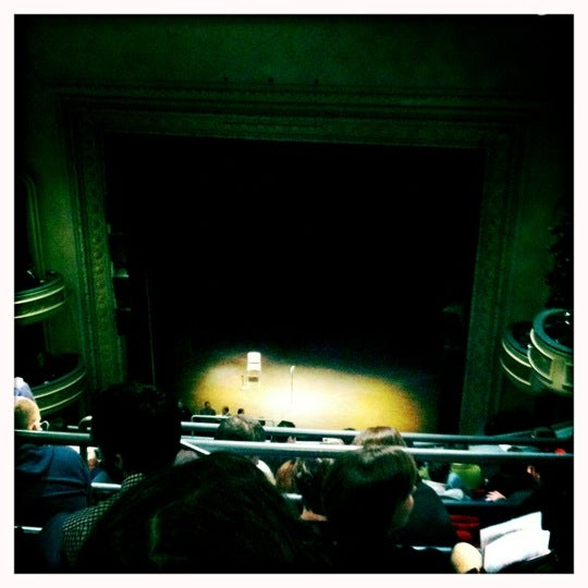 Photo taken at Fitzgerald Theater by Lauren W. on 11/12/2011