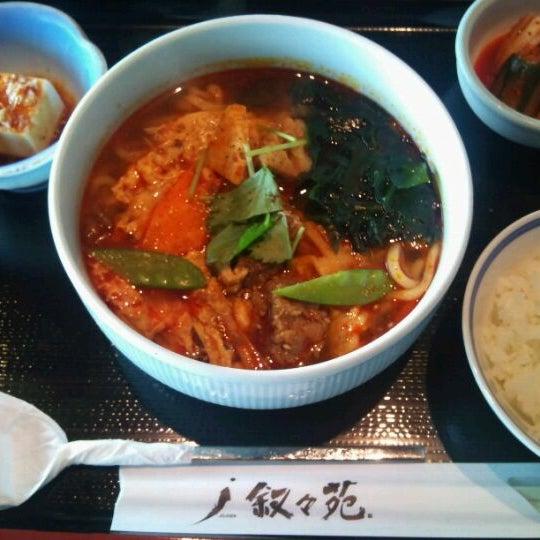 Photo taken at Jojoen by Tsuyoshi O. on 8/26/2011