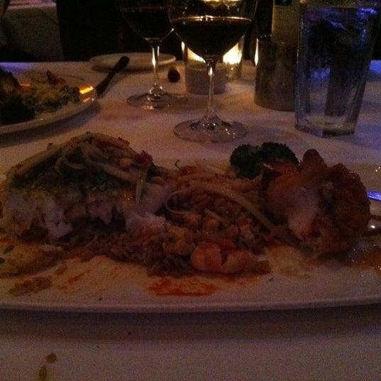 Photo taken at Al Biernat's Prime Steak & Seafood by Bobbi H. on 7/24/2011