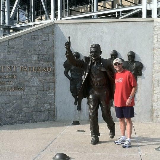 Photo taken at Beaver Stadium by Chris G. on 7/4/2011