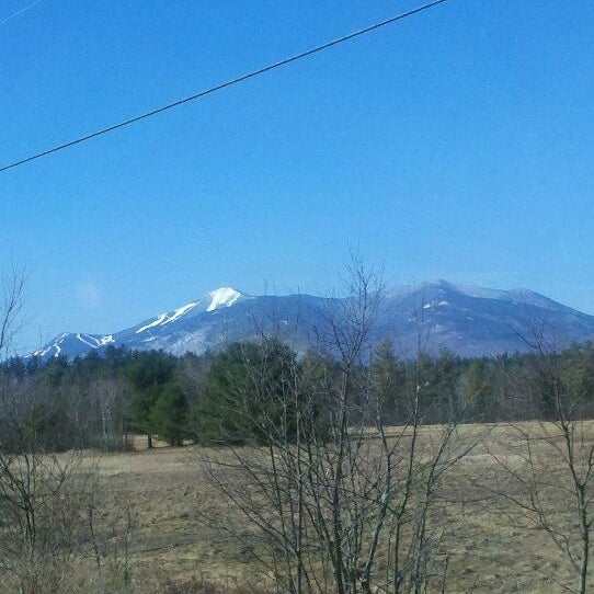 Photo taken at Whiteface Mountain by Amanda R. on 3/21/2012