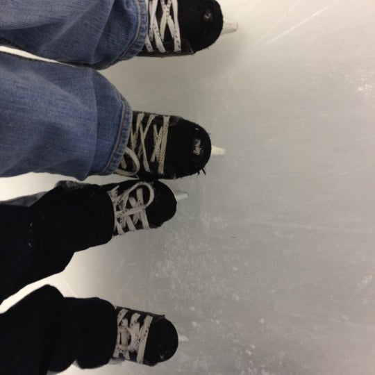 Photo taken at Charles Moore Arena by Rebecca A. on 2/19/2012