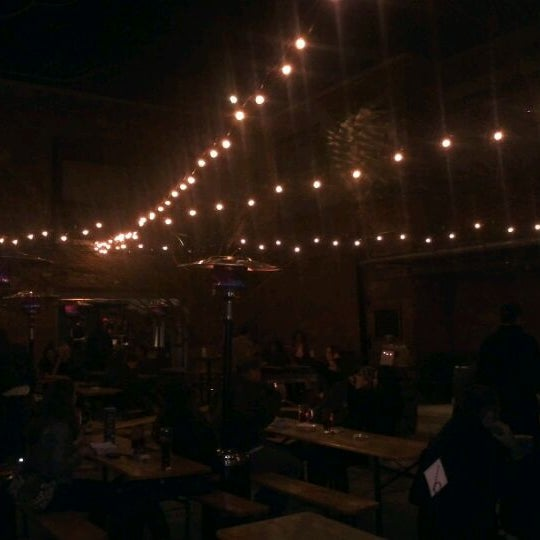 Photo taken at Frankford Hall by Jason B. on 11/20/2011