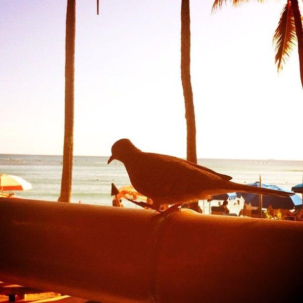 Photo taken at Duke's Waikiki by Jacob J. on 11/15/2011