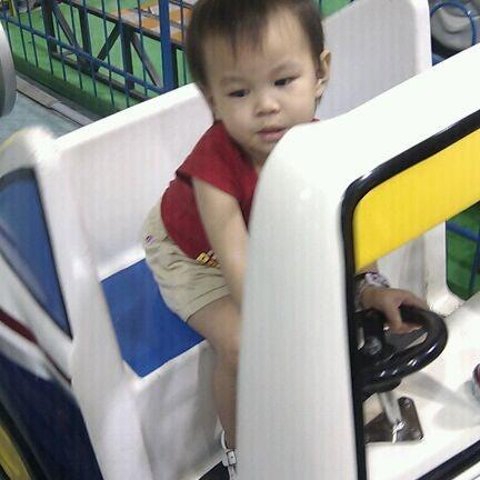 Photo taken at AEON Metro Prima Shopping Centre by Choi Yen N. on 10/23/2011