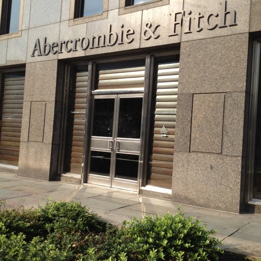 Photo taken at Abercrombie & Fitch by Michelle D. on 8/17/2012