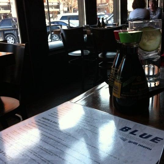 Photo taken at Blue Sushi Sake Grill by Jeff S. on 2/3/2011