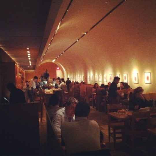 Photo taken at Bar Boulud by Nathan K. on 5/22/2012