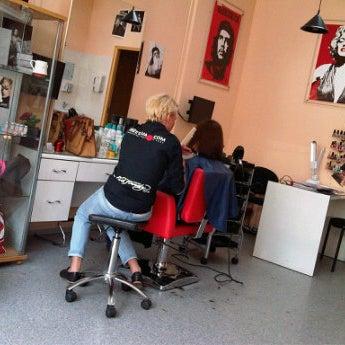 Photo taken at Frizetava.com - skaistuma studija, solārijs un kafejnīca by Frizetava.com s. on 5/6/2012