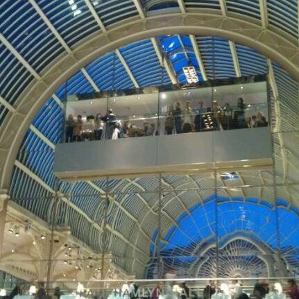 Photo taken at Royal Opera House by Gloria C. on 4/12/2012