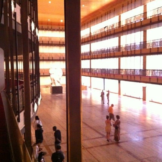 Photo taken at New York City Ballet by Stephanie on 7/13/2012