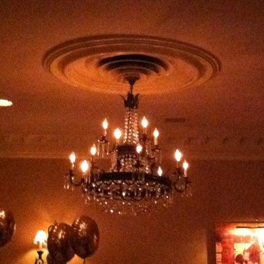 Photo taken at Broussard's Restaurant & Courtyard by Taralou U. on 3/1/2012