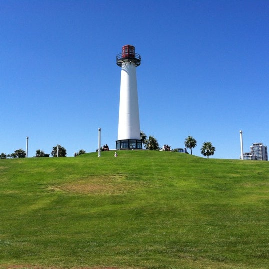 Photo taken at Parkers' Lighthouse by Erik S. on 8/26/2012