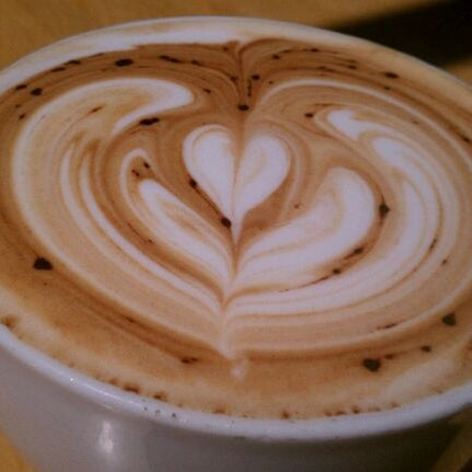 Photo taken at Coffeehouse Northwest by Meredith C. on 4/22/2012
