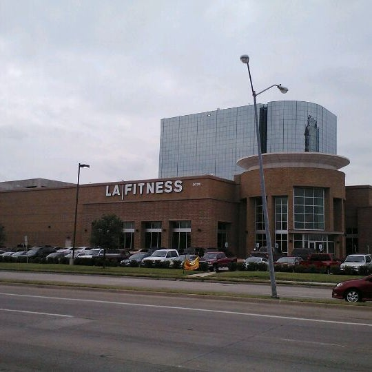 Photo taken at LA Fitness by Supote M. on 6/7/2012
