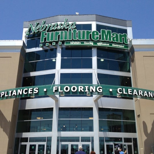 Nebraska Furniture Mart I 435 West Kc Ks Kansas City Ks