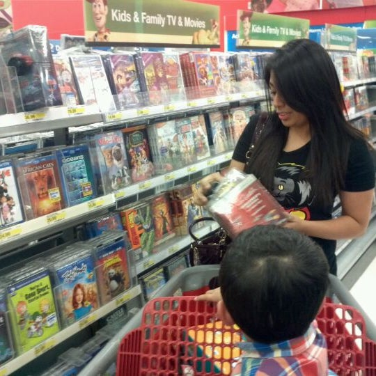Photo taken at Target by Richie R. on 3/4/2012