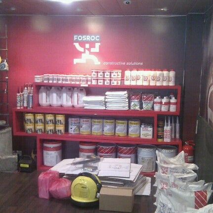 Photo taken at Sonee Hardware Professional by Mary A. on 7/12/2012