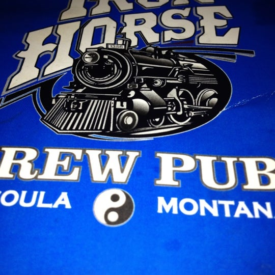 Photo taken at Iron Horse Brew Pub by William G. on 6/16/2012