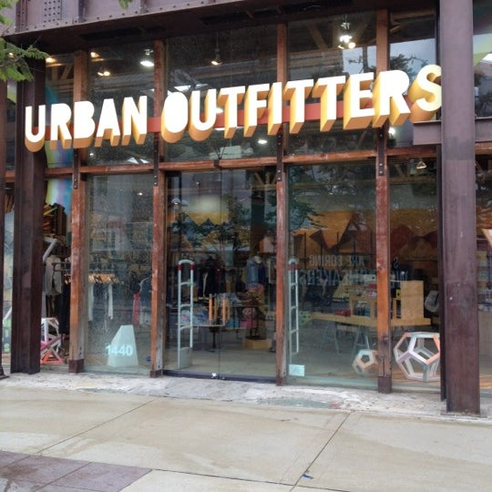 Photo taken at Urban Outfitters by Christie B. on 7/14/2012