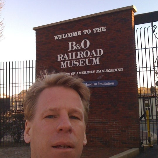 Photo taken at B & O Railroad Museum by Scott H. on 3/29/2011