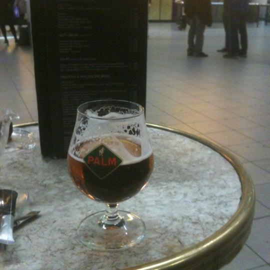Photo taken at Grand Café Plaza by Erik on 3/15/2012