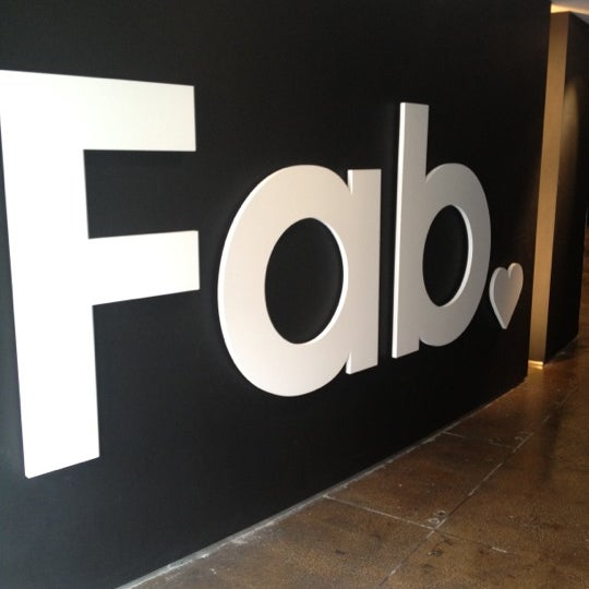 Photo taken at Fab.com by Stephanie P. on 6/12/2012