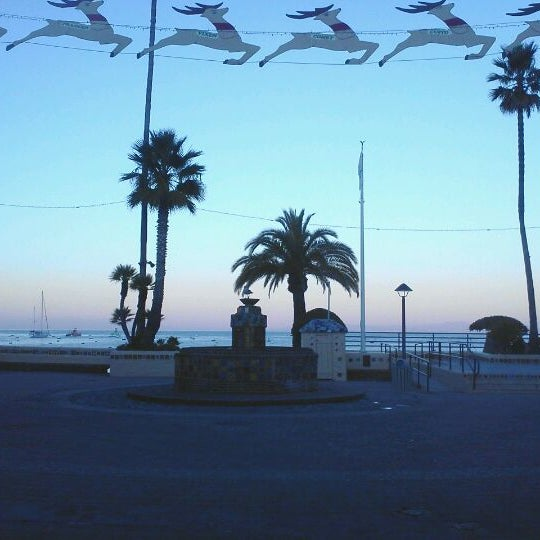 Photo taken at Santa Catalina Island by Airalin B. on 12/6/2011