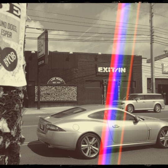 Photo taken at Exit/In by T-Bone C. on 4/28/2012