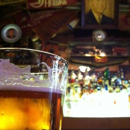 Photo taken at Manuel's Tavern by David A. on 8/28/2011