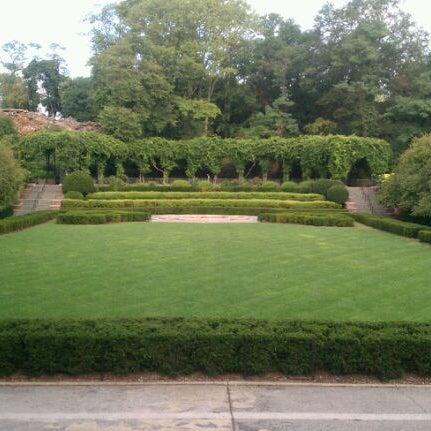 Central Park Conservatory Garden Center Fountain Central Park 105th St