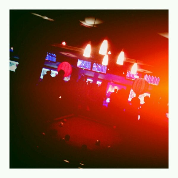 Photo taken at Lucky Strike New York by tiffany s. on 12/9/2011