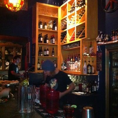 Photo taken at Pizza Lounge by Jennifer F. on 7/30/2012