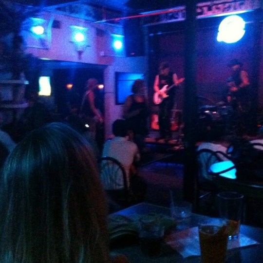 Photo taken at Blue Moon by Andrew S. on 7/16/2011