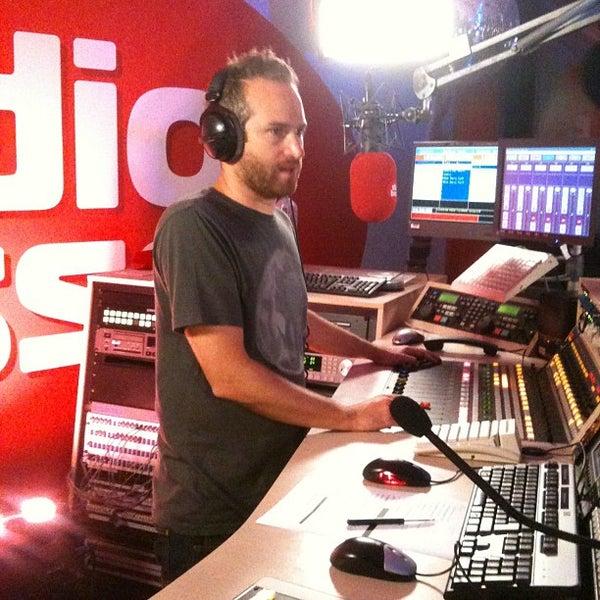 Studio brussel radio station in reyers for Cuisine x studio brussel