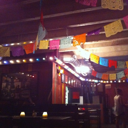 Photo taken at Hoxton Square Bar & Kitchen by Hoxton R. on 9/9/2012