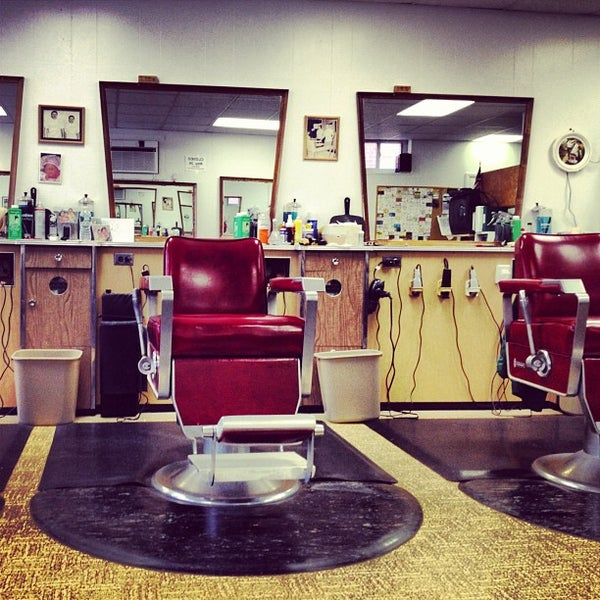 Big john 39 s barber shop 2 tips for A cut above salon las vegas