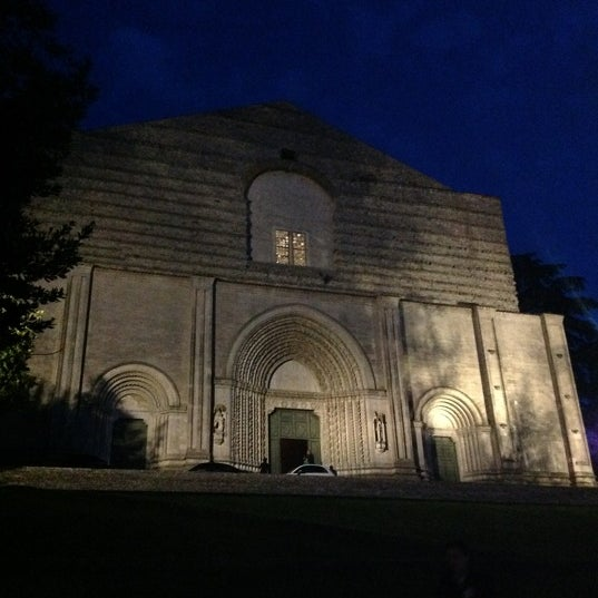 Photo taken at Chiesa di San Fortunato by DiscoveringUmbria on 5/19/2012
