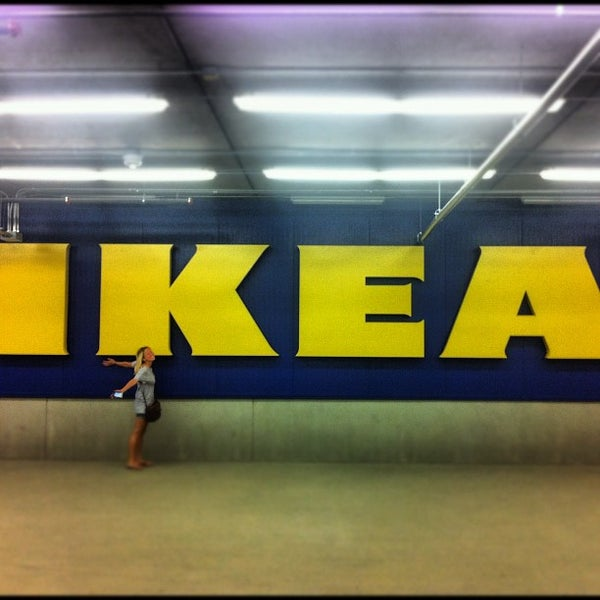 Photo taken at IKEA Centennial by Katie K. on 7/12/2012