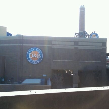Photo taken at Dave & Buster's by John A. on 1/15/2012