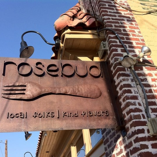 Photo taken at Rosebud by Judy K. on 3/25/2011